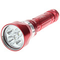 D1U High Quality Pro Dx5 Diving Dive Flashlight Torch Light Underwater 100M Cre U2 LED