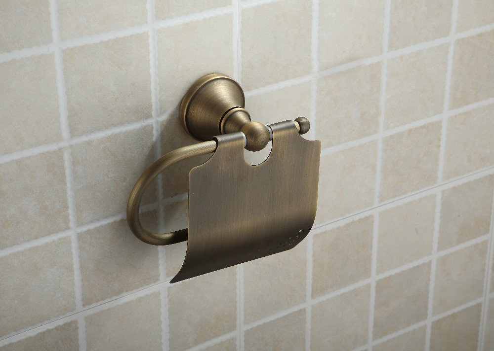 Bronze Brass Tissue holder,Cheap toilet paper holder, unique toilet paper holders, toilet roll holder in bathroom(China (Mainland))