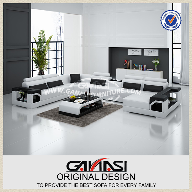 salon furniture manufacturer,salon furniture sale,modern design leather sofa(China (Mainland))