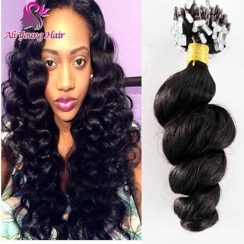 Virgin micro loop hair extensions indian remy hair virgin micro loop hair extensions 29 pmusecretfo Choice Image