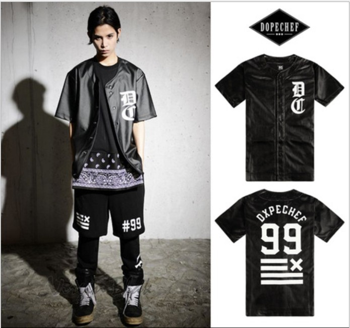 2015 Fashion Men 39 S Baseball Tee Shirts Famous Brand Men