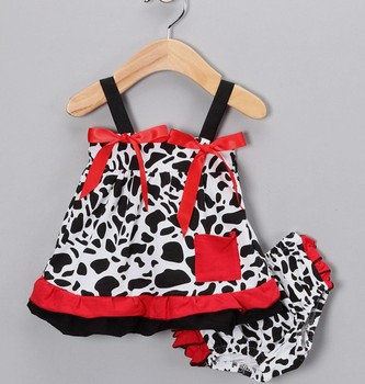 Q-016,Free shipping 2014 Hot Sale baby clothes set cute girl clothing set dress+PPpants 2 pcs summer infant garment Retail