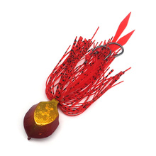 1 piece spinning bait fishing lure 80 g jig head metal bait Artificial Bait for sea fishing(China (Mainland))