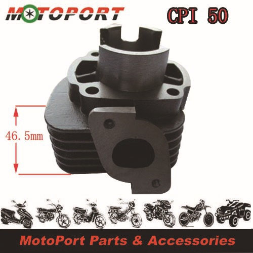 For Air Cooling CPI 50 Motorcycle Cylinder+Piston Kit +Gasket(China (Mainland))