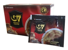 Vietnam central plains the g7 black coffee black coffee without sugar instant alcohol article 30 g