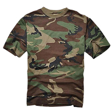 Buy Summer Outdoors Hunting Camouflage Men Breathable Army Tactical Combat T Shirt Military Dry Sport Camo Outdoor Camp Tees JG M for $5.39 in AliExpress store