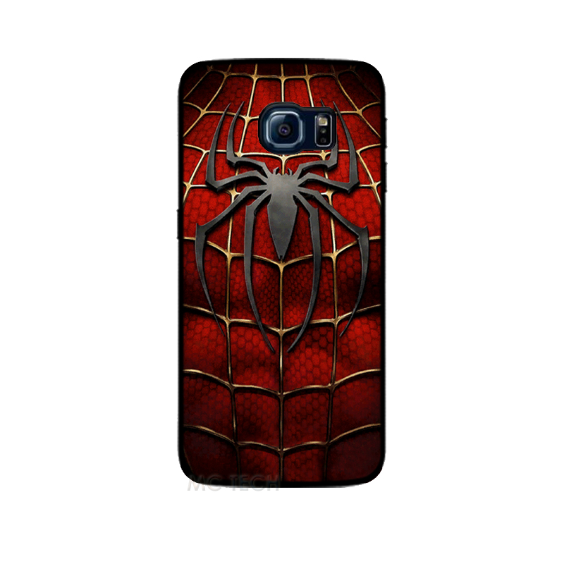 Cooling Case For Samsung Galaxy S3 : Cool spiderman cover case for samsung galaxy s mini