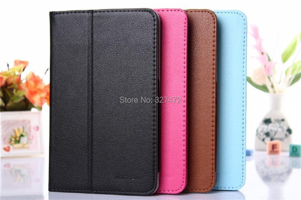 10 Pieces 7 inch Lichi Tablet Protective Leather Case Cover Lenovo A3300 Quad-Core PC - mallincart store