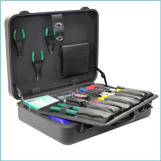 Orientek TFS-35N FTTH Fiber Optic Cable Tool Kit Optical Fusion Splicing - FiberOptics4sale store