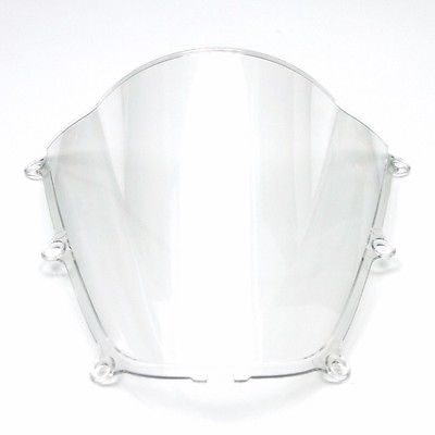 Clear ABS Motorcycle Windshield Windscreen For honda Suitable CBR600RR 2005-2006(China (Mainland))