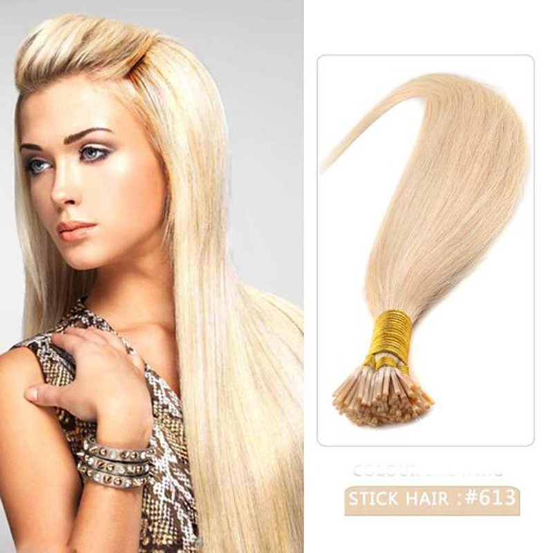 Where To Buy Pre Bonded Hair Extensions Remy Indian Hair