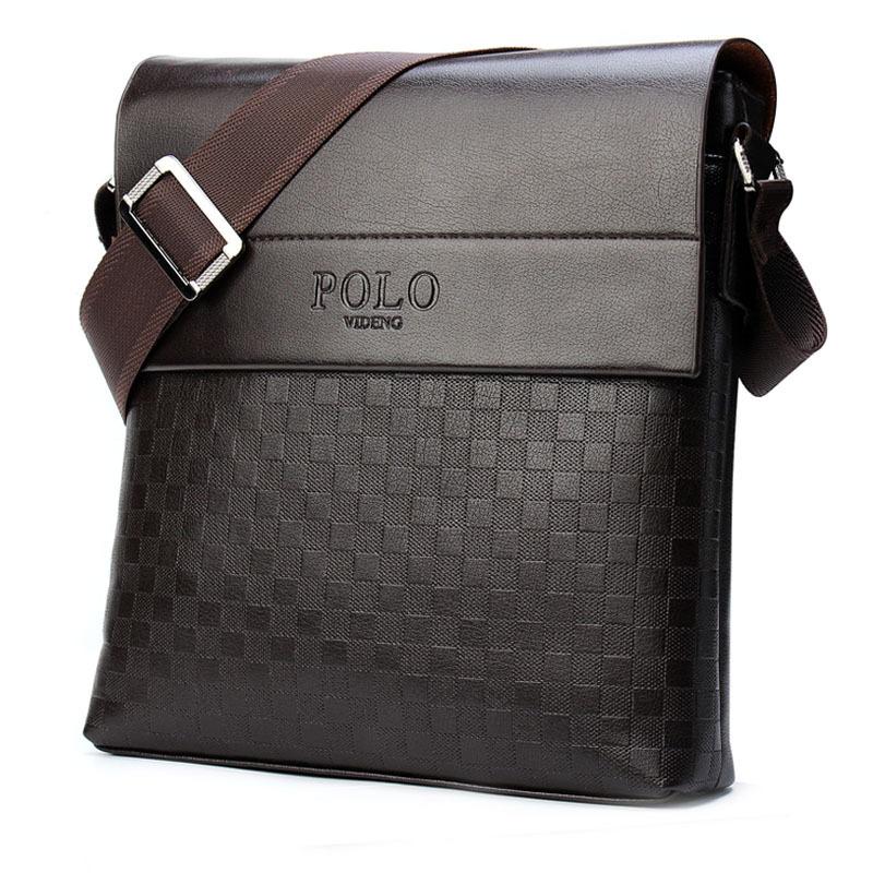 2015 Business Man's Small Messenger Bags Polo Men's Crossbody Bags Small Desigual Brand Man Satchels Men's Travel Shoulder Bags(China (Mainland))