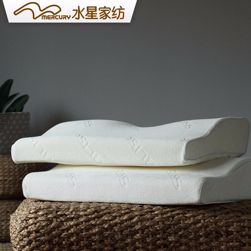 Free Shipping! Mercury Position care neck memory pillow. Hot sale!(China (Mainland))