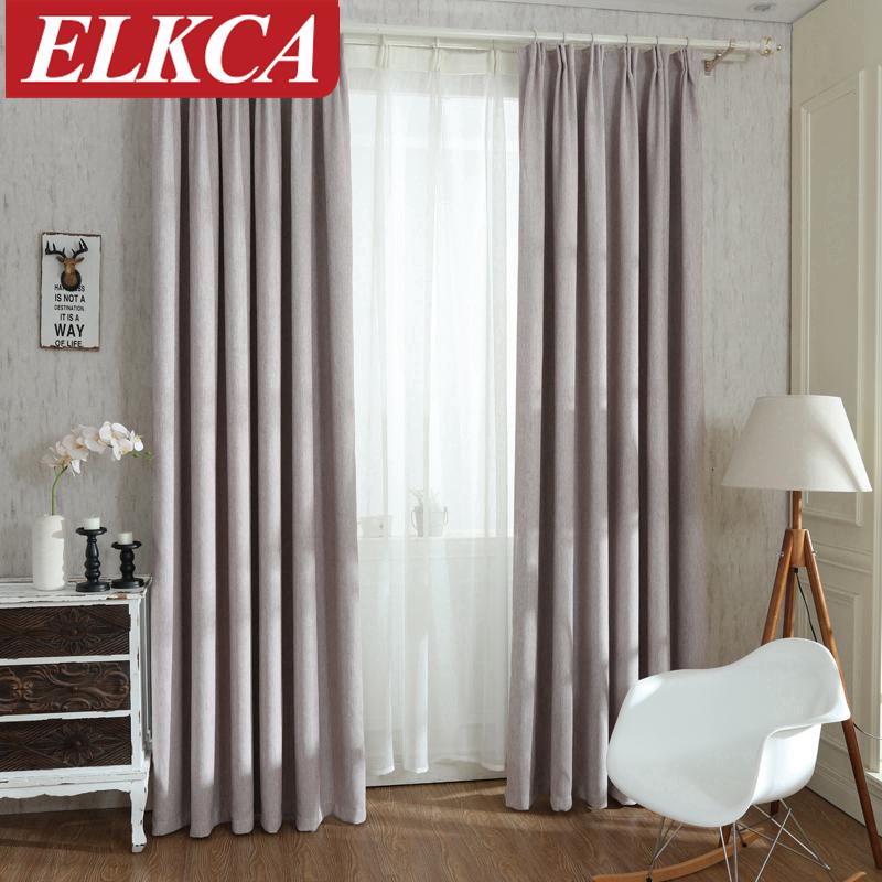 Solide couleurs blackout rideaux pour la chambre coucher - Rideaux originaux pour chambre ...