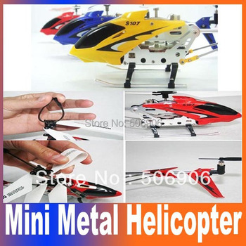 New&hot  SYMA S107 S107G RTF 3CH Rc r/c Helicopter toy ,With GYRO & Aluminum Fuselage Promote Product Free Shipping