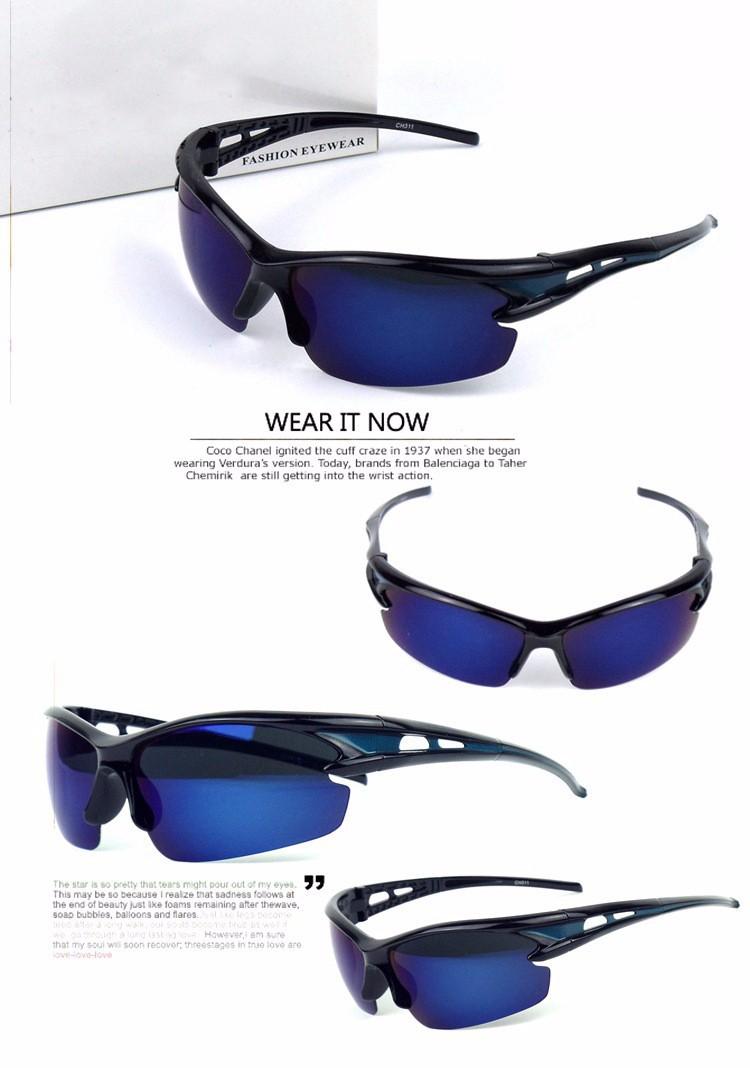 2015 Fashion Outdoor Cycling Glasses Acetate Bike Tactical Eyewear