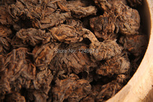 Top Grade 100g Acura old tea Puer Tea fermentation gold head spring bud head Yunnan Pu