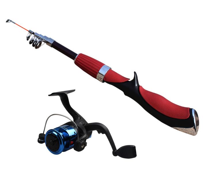 Popular compact fishing rod buy cheap compact fishing rod for Compact fishing rod