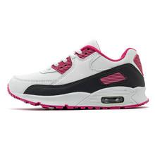 ילדים חדשים נעליים יומיומיות עור פעוט בנות נעלי ריצה אוויר כרית דעיכת בני סניקרס רך תחתון ילדי ספורט נעליים(China)