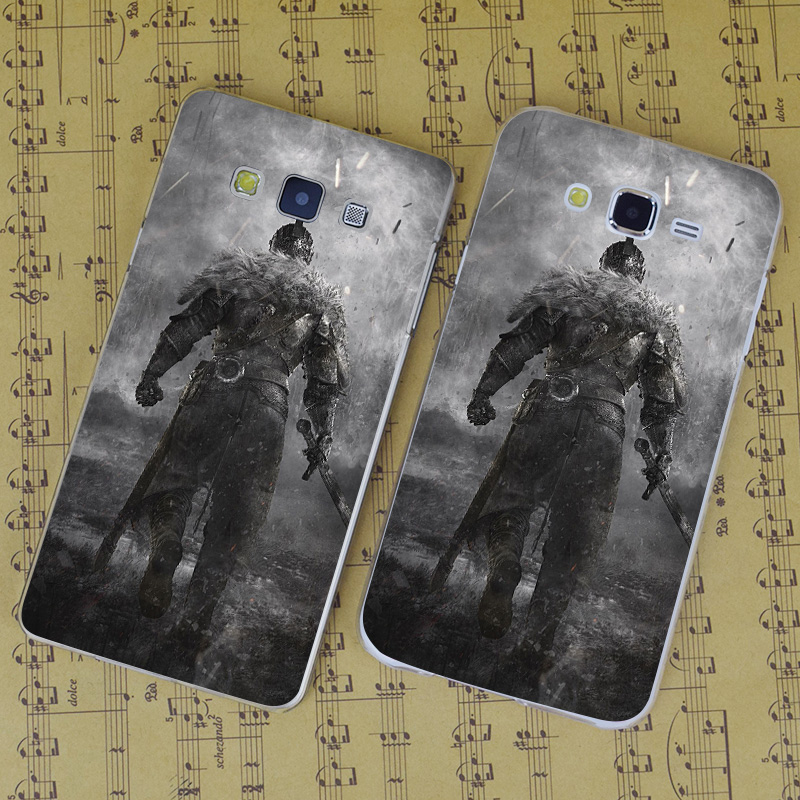 B0858 Dark Souls Ii Newest Games Transparent PC Hard Case Cover For Samsung Galaxy J 3 5 7 A 3 5 7 8 9 2016 GRAND 2 PRIME(China (Mainland))