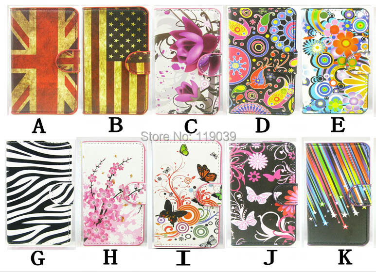 Phone Cases For Iphone 5 5s Newest Fashion Jelly White Butterfly Sakura UK USA Flag Luxury Leather Mobile Phone Cases Case Cover(China (Mainland))