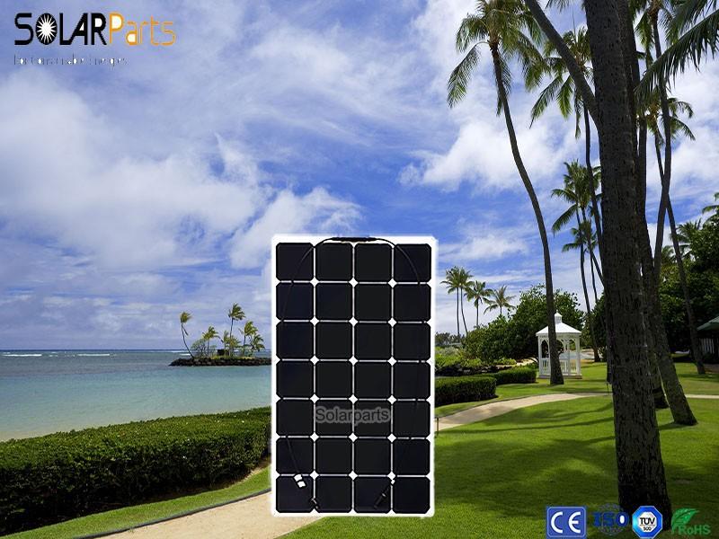 Solarparts Standard Kits 500w Diy Rv Boat Kits Solar