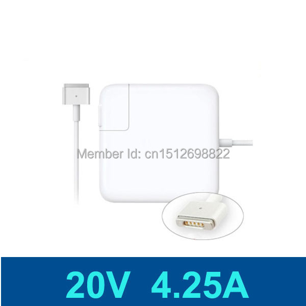 2015 newest 85W laptop power adapter apple 20V 4.25A retina plug magesafe 2 macbook 15' /17' A1398 - Kylin Store store