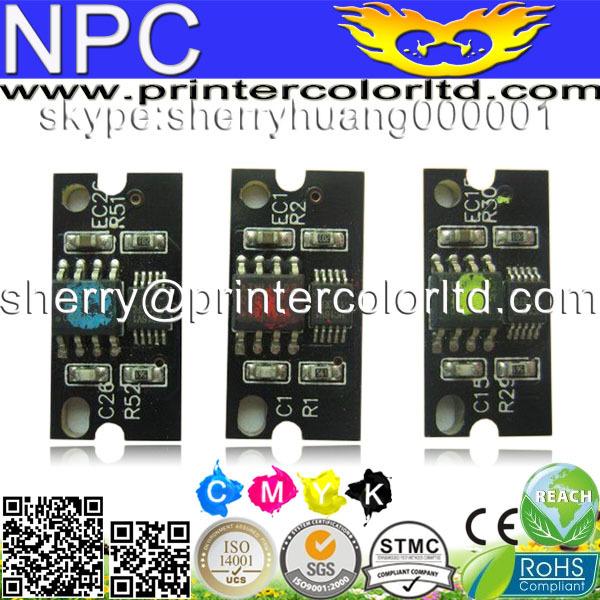 Toner cartridge chips toner reset compatible Konica Minolta magicolor 1600 1600W 1650EN 1680MF 1690MF- - Nanchang Printer Color Technology Co.,LTD NPC store