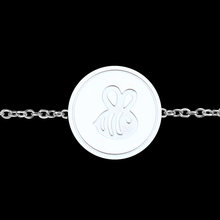 SHE WEIER браслет с цепочкой из серебра, браслеты из нержавеющей стали для женщин, женский браслет, подвеска Иисус, крест, pulsera(China)