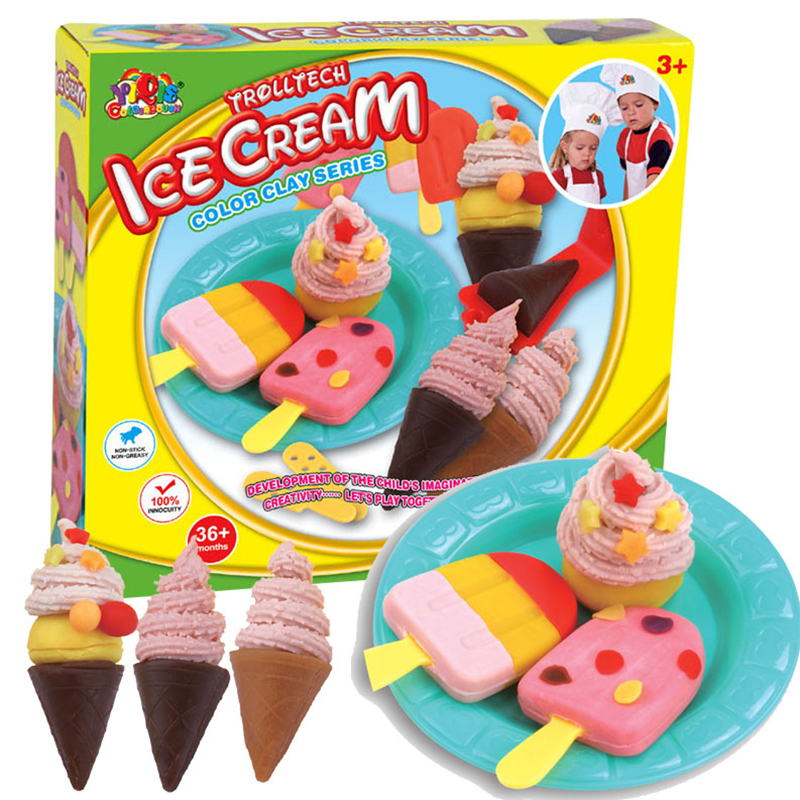 Playdough Cake Decorating Kit : toy tool Picture - More Detailed Picture about Kids Gift ...