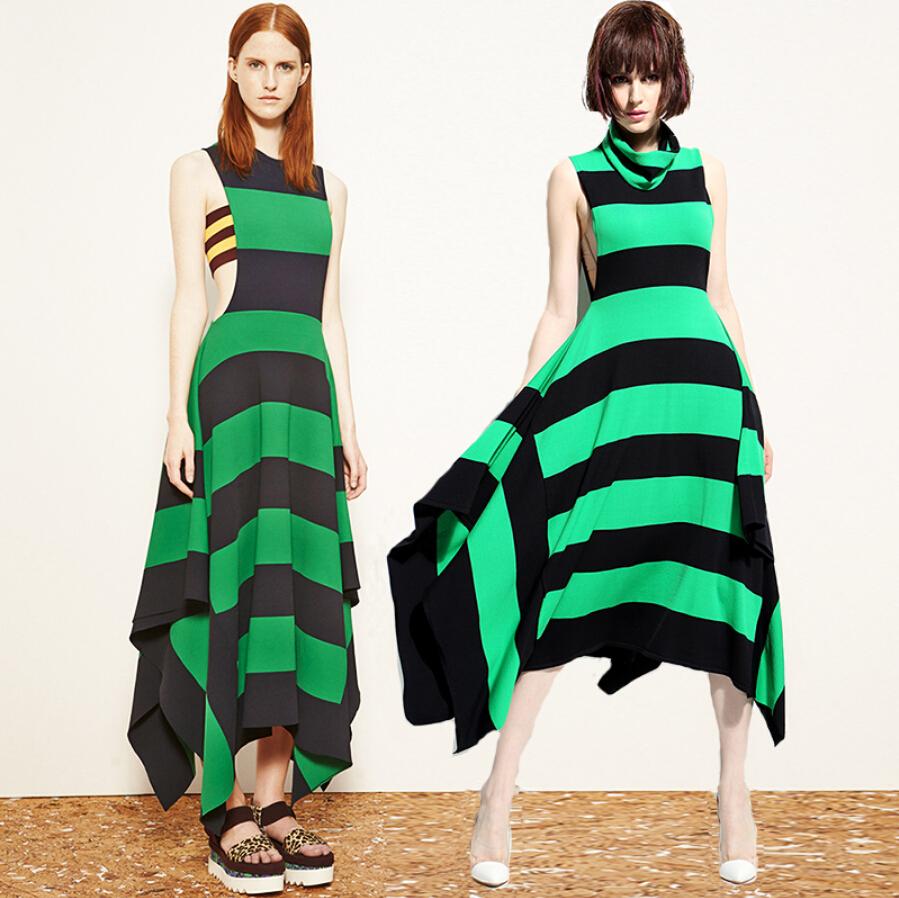 HIGH QUALITY Vestido Longo New 2015 Spring Summer Dress Women's Elegant Casual Dress
