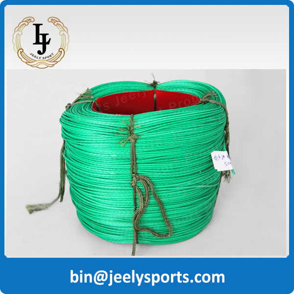 Free shipping 500m 950lb 2.1mm 16 strand UHMWPE Fiber braided kitesurfing line drop shipping