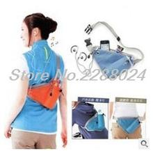 Single Strap Backpack & Waist Bag Alternative Outdoor Sport Bag Mobile Phone Key Water Bottle Container Bag for Running FOR LG(China (Mainland))