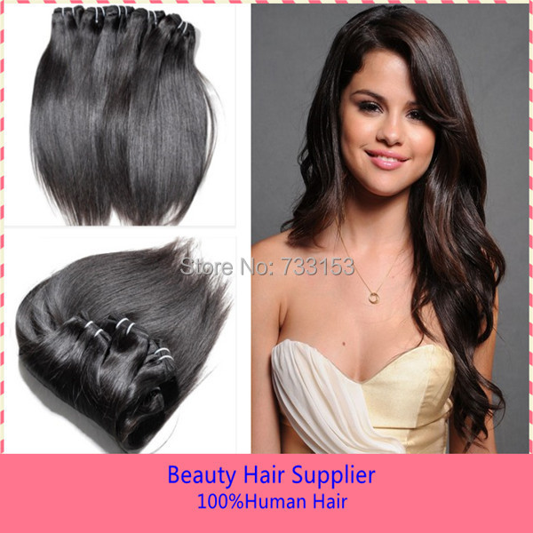 6A Unprocessed Virgin Peruvian Hair Straight,3 Bundles Cheap Straight Weave,Human Double Weft Extensions - Beauty Supplier Co.,ltd store