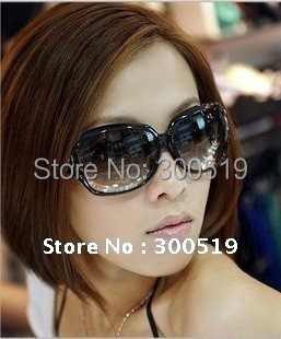 JJ003 Hole sale!New Fashionable Lady's Sunglasses Glasses with four colors valentine gift