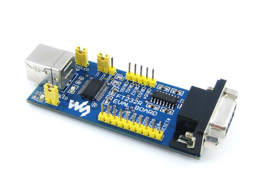 FT232 module USB to the serial port TTL USB communication module development board(China (Mainland))