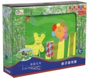 Christmas gift for kids In the night garden Filial pad game mat freeshipping(China (Mainland))
