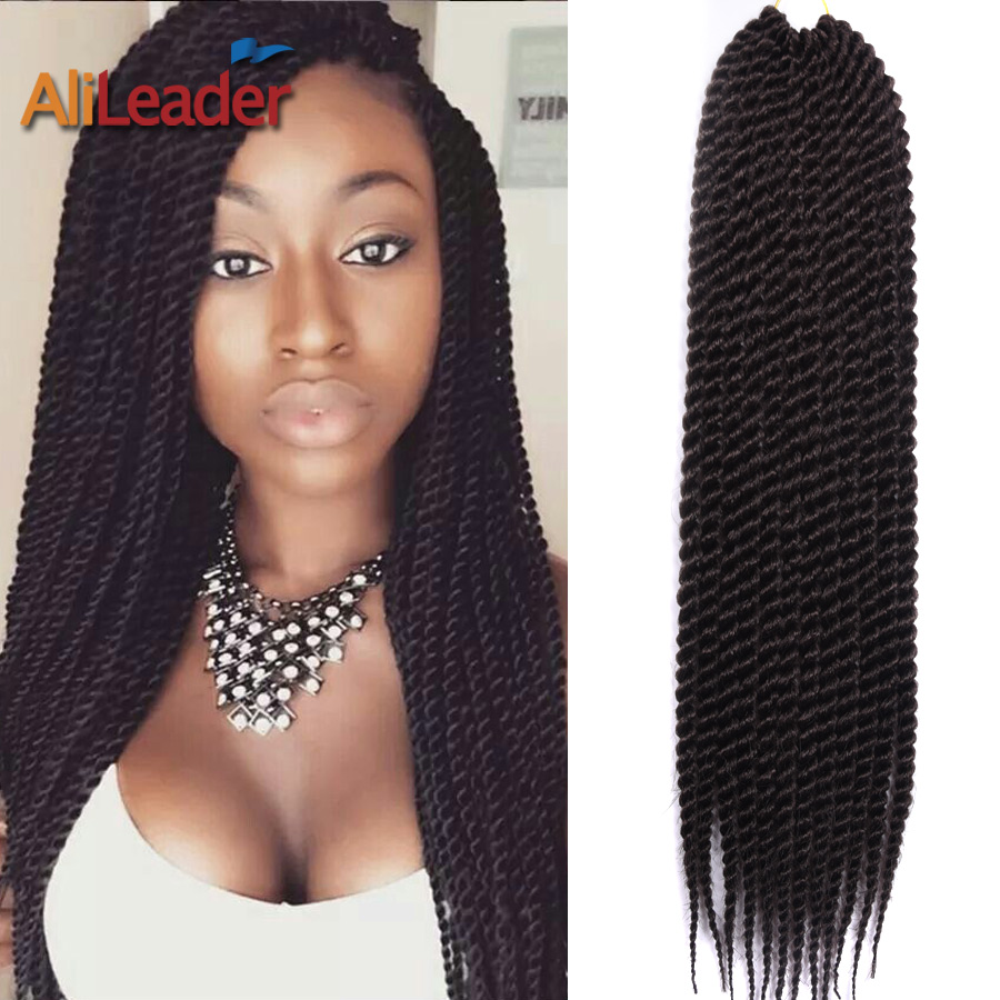 Havana Mambo Twist Crochet Box Braids Hair 22 85G 12Roots Xpression ...