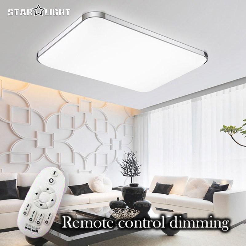 modern LED ceiling light fixtures Bedroom living room LED Ceiling lamp, plafonnier led deckenleuchte lampara de techo(China (Mainland))