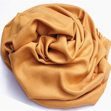 New Design Scarf autumn Winter Women long Scarf Female Cotton Fashion solid High Quality soft cashmere scarves wraps WWW38(China (Mainland))