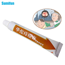 25g China Top Brand Huatuo Powerful Hemorrhoids Ointment Musk Anus Prolapse Hemorrhoids Anal Fissure Bowel Bleeding Cream C163(China (Mainland))