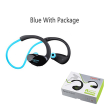 Dacom G05 с NFC устойчивое Беспроводной наушники Bluetooth гарнитура Bluetooth наушники fone де ouvido hands free для Iphone(China)