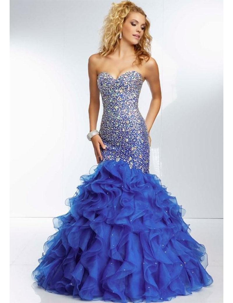 Congratulate, the blue and orange prom dresses phrase simply