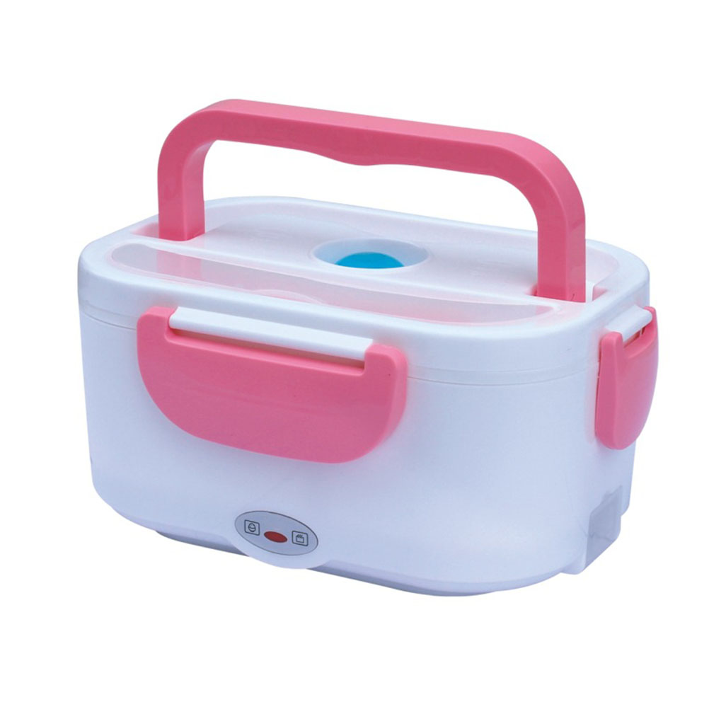 Portable Electric Heating Lunch Box Insulation Launch Box Truck Stove Oven plastic food containers lancheira(China (Mainland))