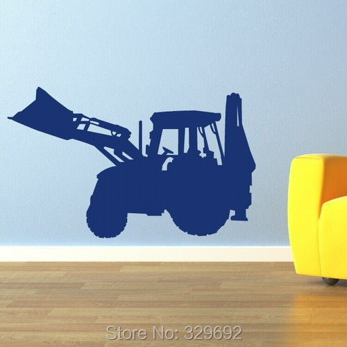 Kids Art Wall Decal Home Decor Removable Vinyl Wall Stickers For Kids