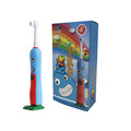 New Year Gift for Child Rotation Cartoon penguin design Dental Care Rechargeable Electric Toothbrush Kids Children