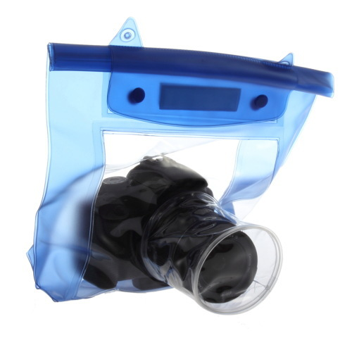 Wholesale Cheap Price Waterproof Bag Case Cover Good Quality For SLR Digital HD Nikon Sony Canon Camera Keep Dry Bags(China (Mainland))
