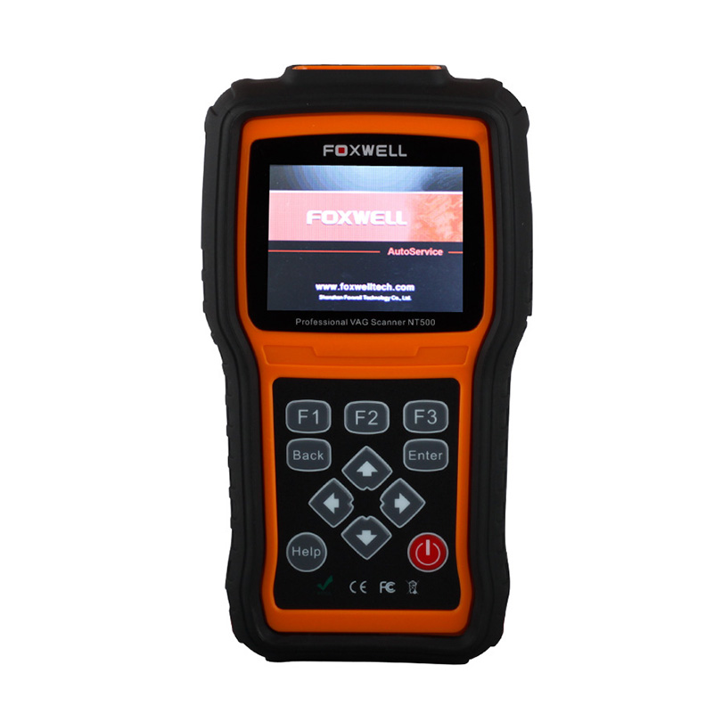 Foxwell NT500 VAG Scanner Diagnostic Scan Tools OBDII All Systems Including Engine Airbag ABS A/T OBD2 Car Diagnostic Tool(China (Mainland))