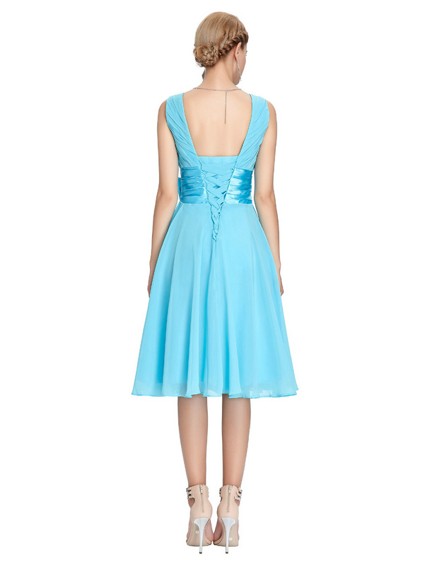 Zz199 великолепная без рукавов платья невесты с цветами 2016 очаровательная длиной до колен платье Vestido де феста де Casamento