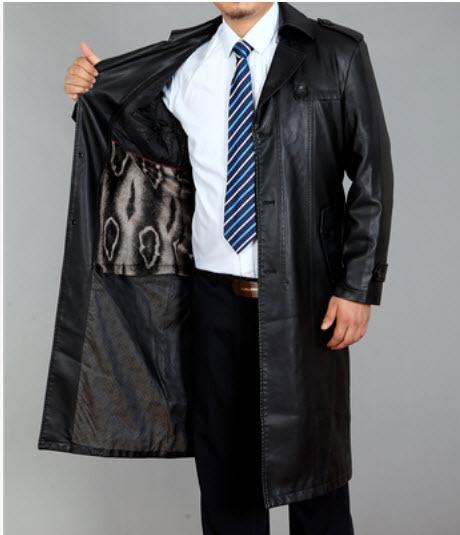 2015 +2015+winter+genuine+leather+jacket+men+lengthening+male+sheep+skin+leather+jacket+coat+large+size+men%27s+leather+men+b027(China (Mainland))